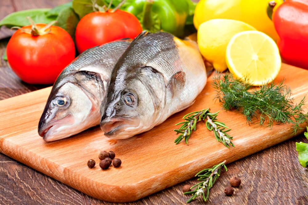 Морская рыба благоприятно влияет на сексуальную жизнь женщин