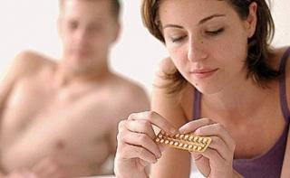 Оральные контрацептивы могут снижать боли при менструации