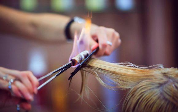 Новые тренды: пироферез – стрижка огнем