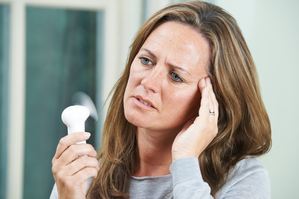 Приливы в период менопаузы имеют защитный эффект от возникновения рака