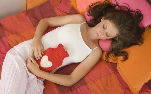 Как уменьшить менструальную боль