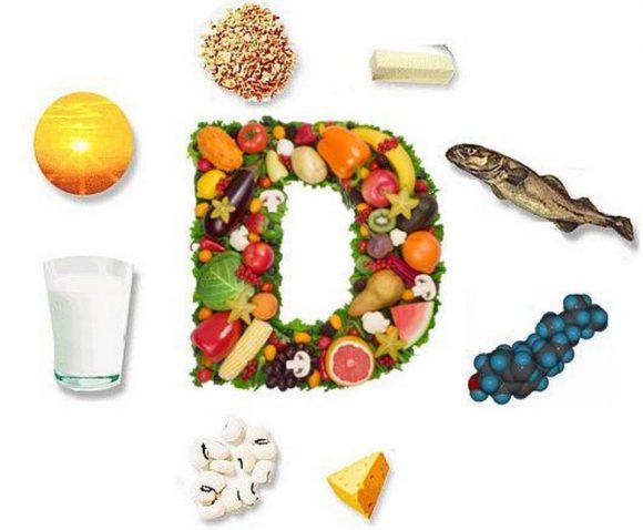 Витамин D облегчает боль при месячных