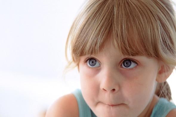 Ребенок в три года не говорит