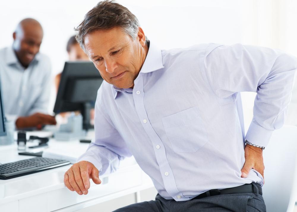 Устранение болей в спине