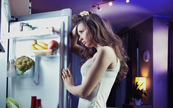 Гормоны – виновники частых приступов ночного голода