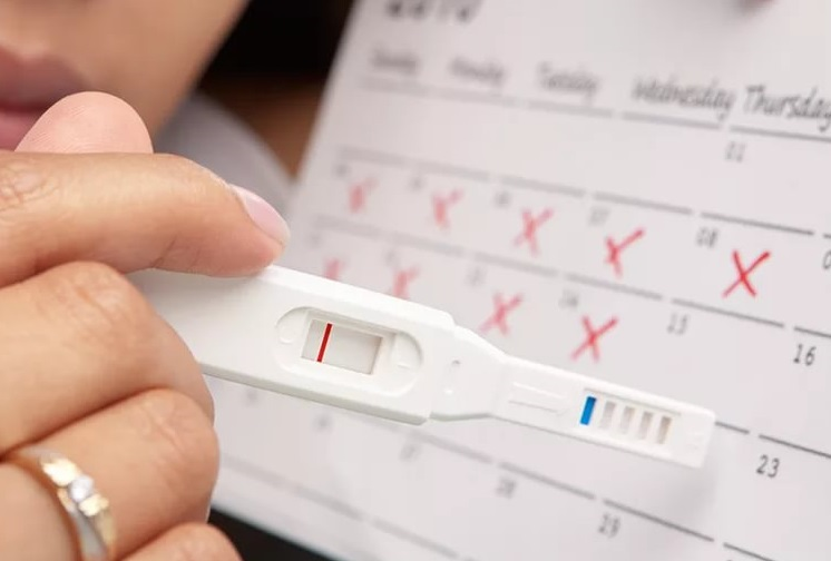 Почему бывает задержка менструации