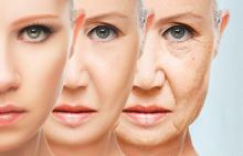 Старение кожи лица зависит от довольно неожиданных причин