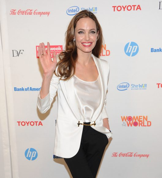 Джоли о раннем климаксе: «Мне нравится менопауза»