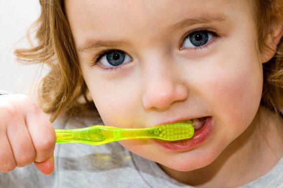Такие важные зубы – молочные