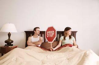 Запрет на секс ведет к увеличению количества беременностей