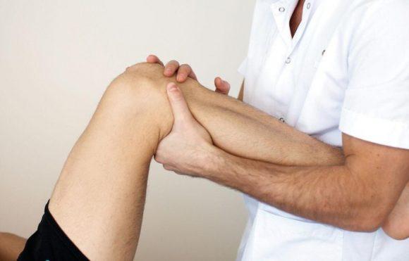 Вальгусное искривление колена