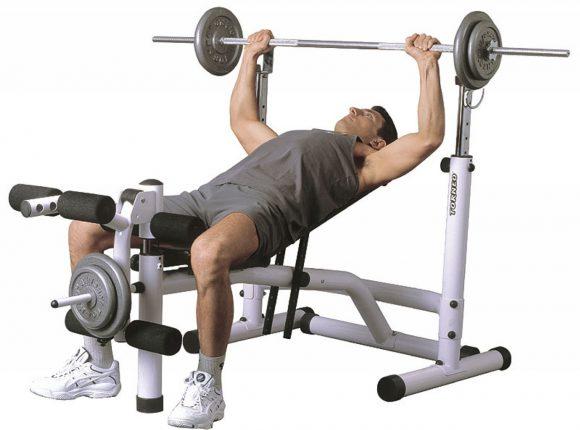 Силовые тренажеры улучшают состояние организма