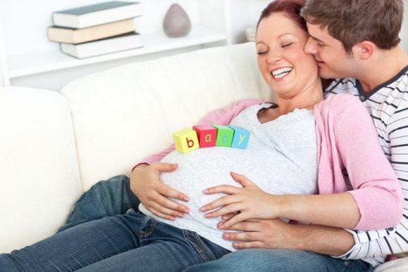 Беременность. Отношения с мужем.