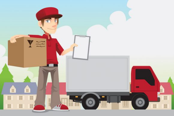 Услуги службы доставки «Ю-Ти-Джи-Экспресс»