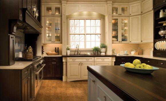 Что нужно знать об интерьере кухни с викторианским акцентом