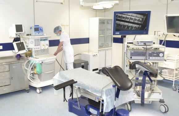 Гинекологический стационар кратковременного пребывания появился в ГКБ №15