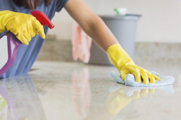 Услуги по уборке квартир после ремонта