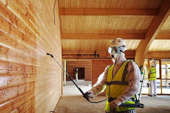 Повышение пожарной безопасности деревянного дома
