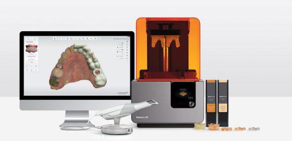 Расходные материалы для 3D принтеров в стоматологии