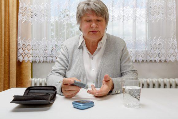Ранняя менопауза может быть признаком будущего диабета