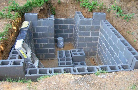 Как строить внешний погреб на участке с повышенной влажностью грунта?