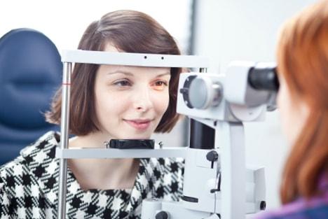 Глазное протезирование