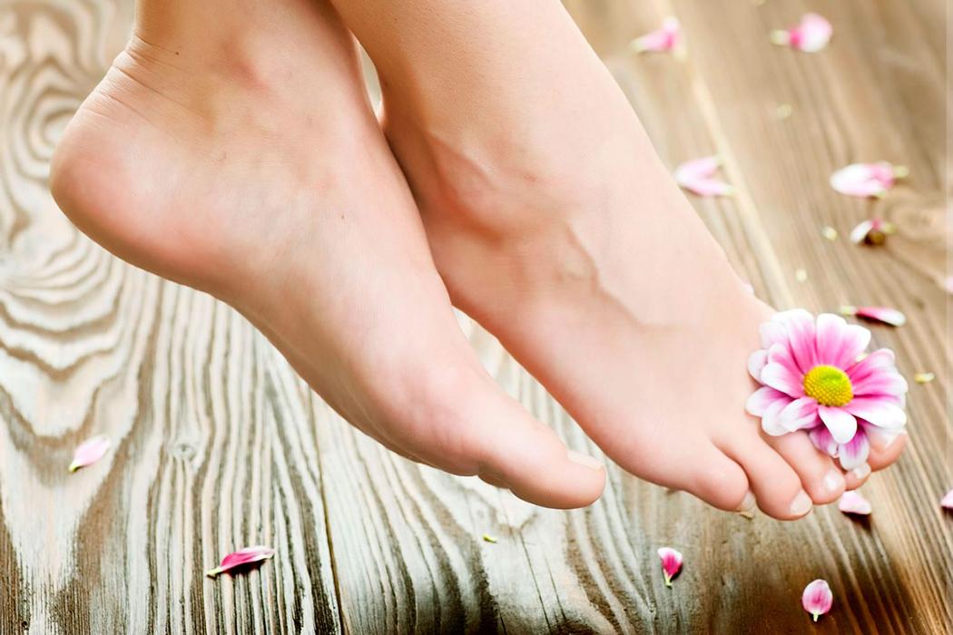 Ухоженные ножки. Как добиться красоты ног