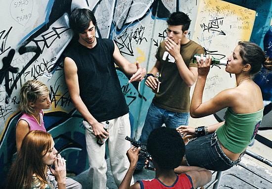 Девиантное поведение подростков — социальная общественная проблема