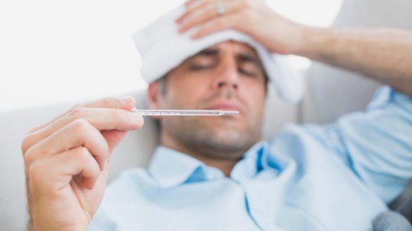 Что это означает, если простудился, а температуры нет