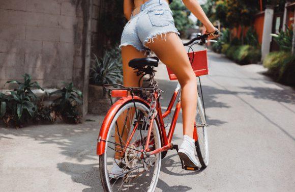 Велоспорт повышает уровень сексуального влечения