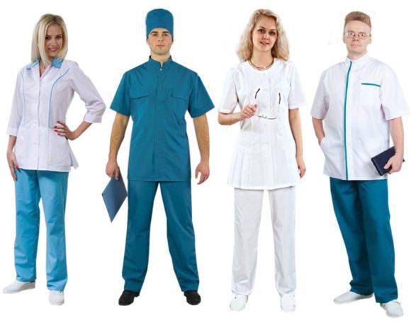 Медицинская одежда, или мода для медиков