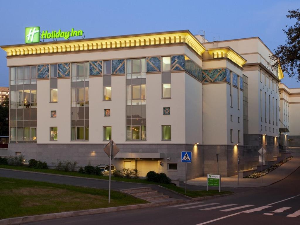 Московский уик-энд в Holiday Inn Moscow Tagansky