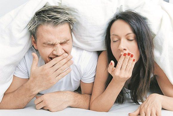 Лечение апноэ сна может наладить интимную жизнь женщин