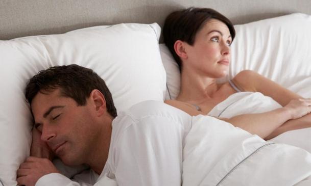 Засыпает после секса?