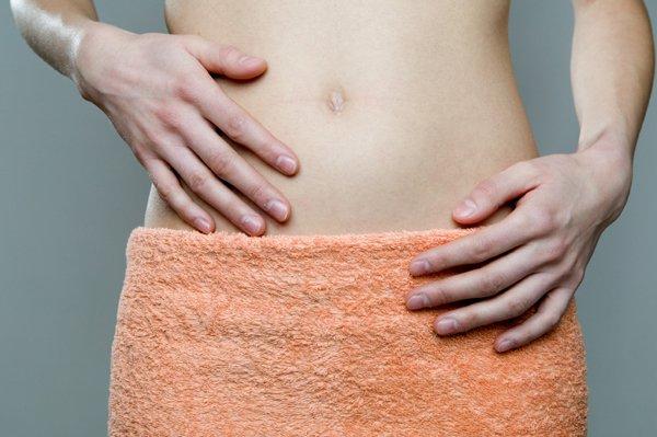 Нерегулярные месячные связаны с раком яичников