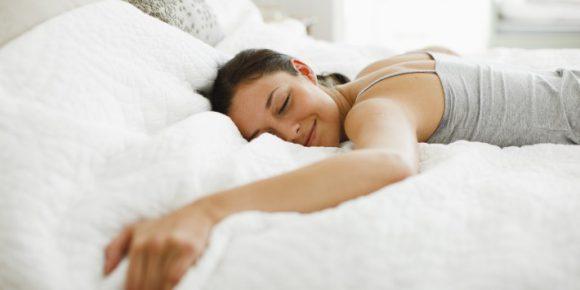 Составляющие спокойного сна у женщин