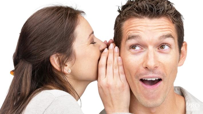 Голос влияет на сексуальную активность