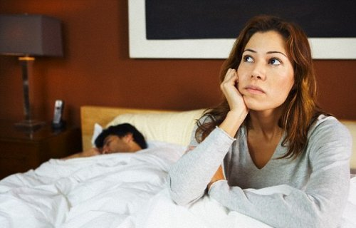 Половина женщин поггружается в тоску после оргазма