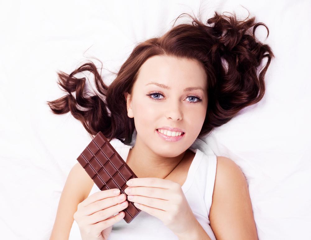 Темный шоколад облегчит симптомы ПМС