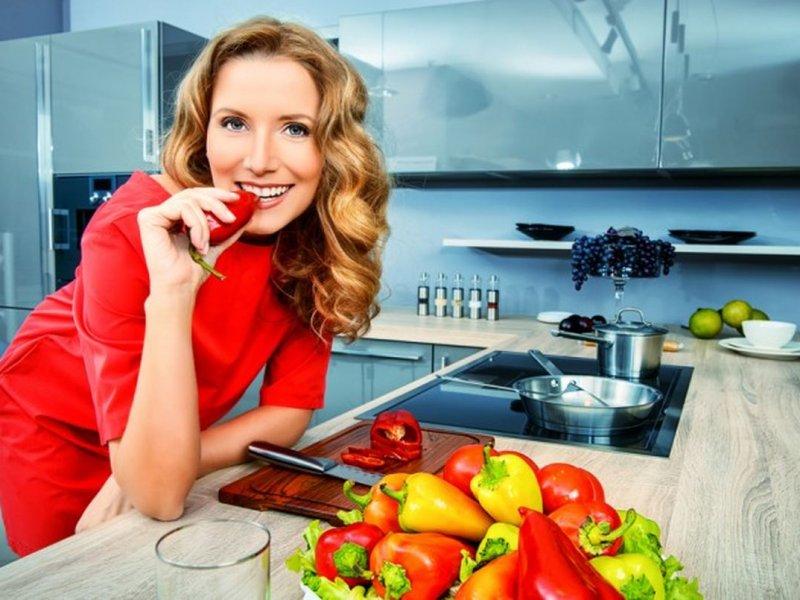7 полезных продуктов для женского здоровья