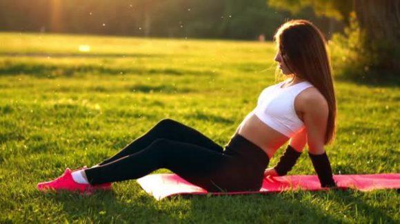 Как отдыхать после тренировок по фитнесу?
