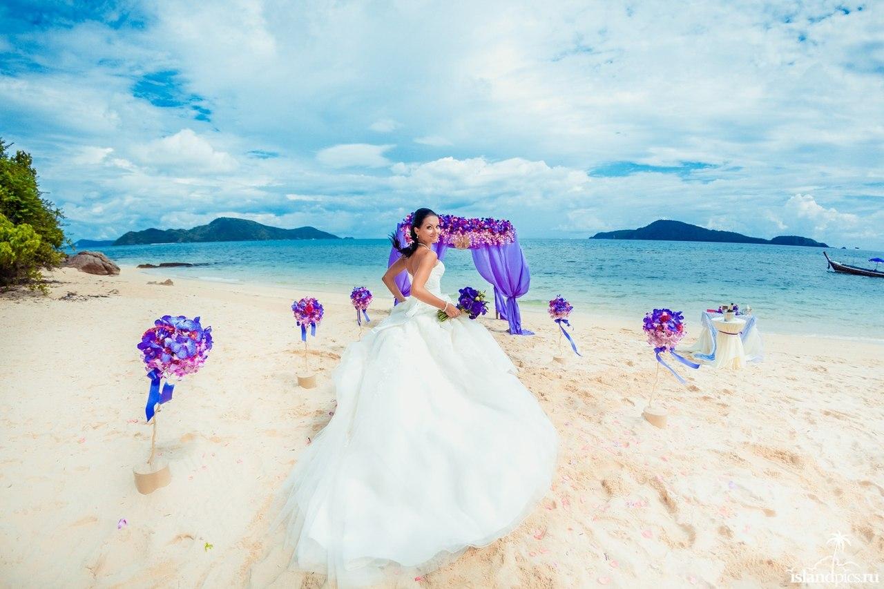 Сколько стоит провести свадьбу в Тайланде