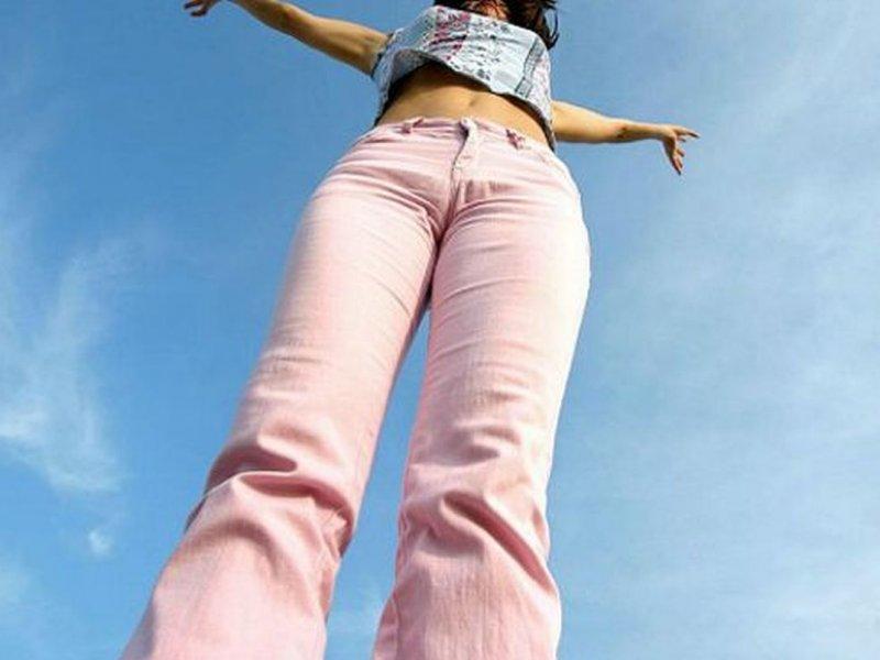 Вес и рост влияют на продолжительность жизни у женщин