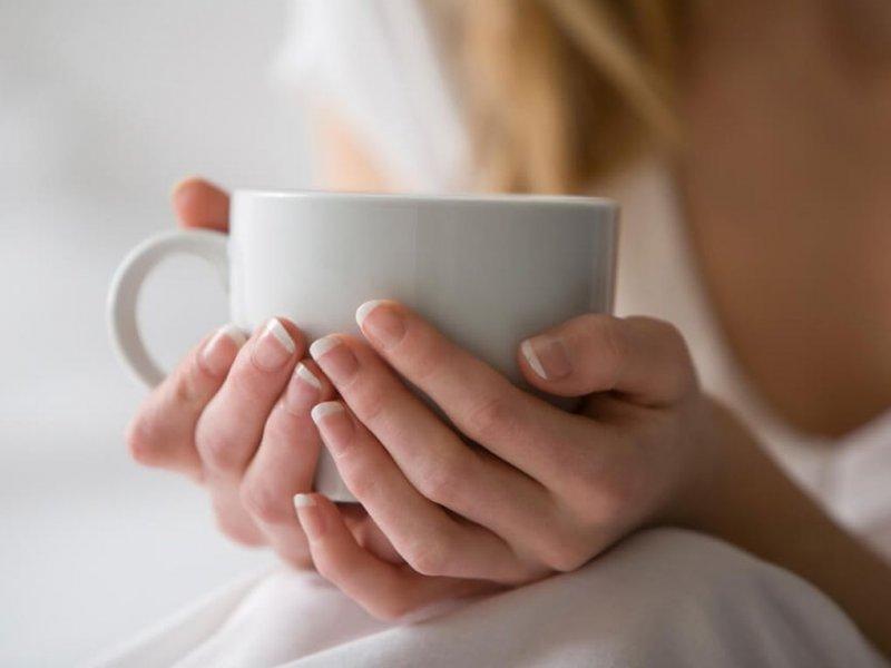 Кофеин при беременности влияет на размеры ребенка