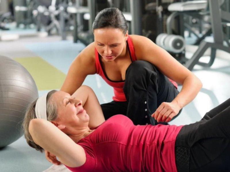 Излишняя активность укорачивает женщинам жизнь