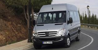 Надежные микроавтобусы от Мерседеса и Форда