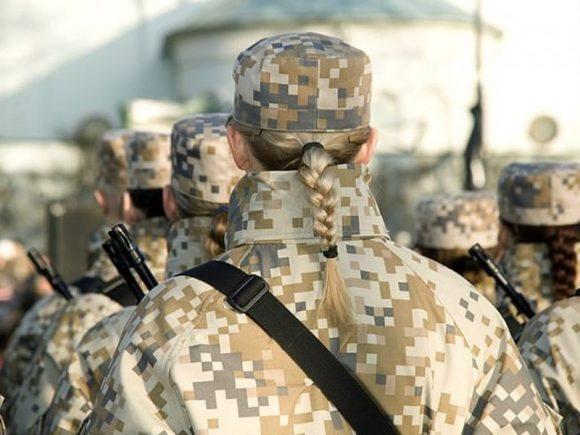 40% женщин в американской армии бесплодны