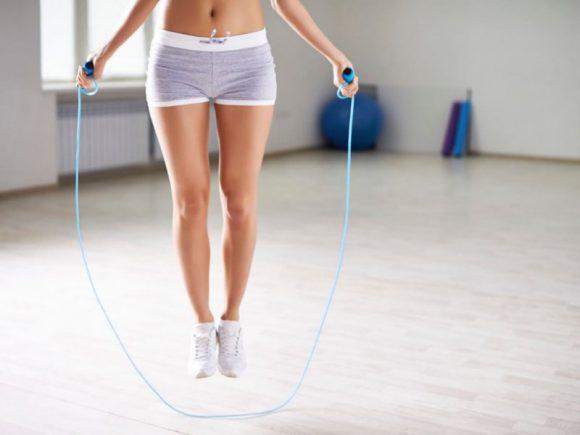 Прыжки продлевают женщинам здоровье