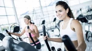 Эллиптические тренажеры и фитнес-тренировки