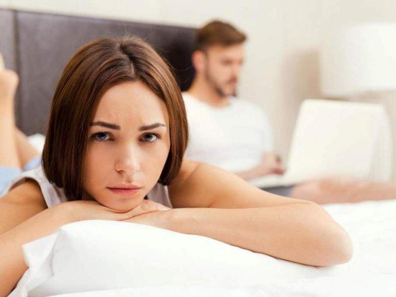 Женщины первыми устают от секса с мужьями